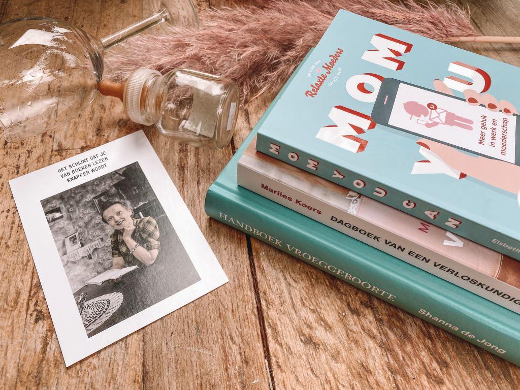 Must Read | Leerzame boeken voor moeders