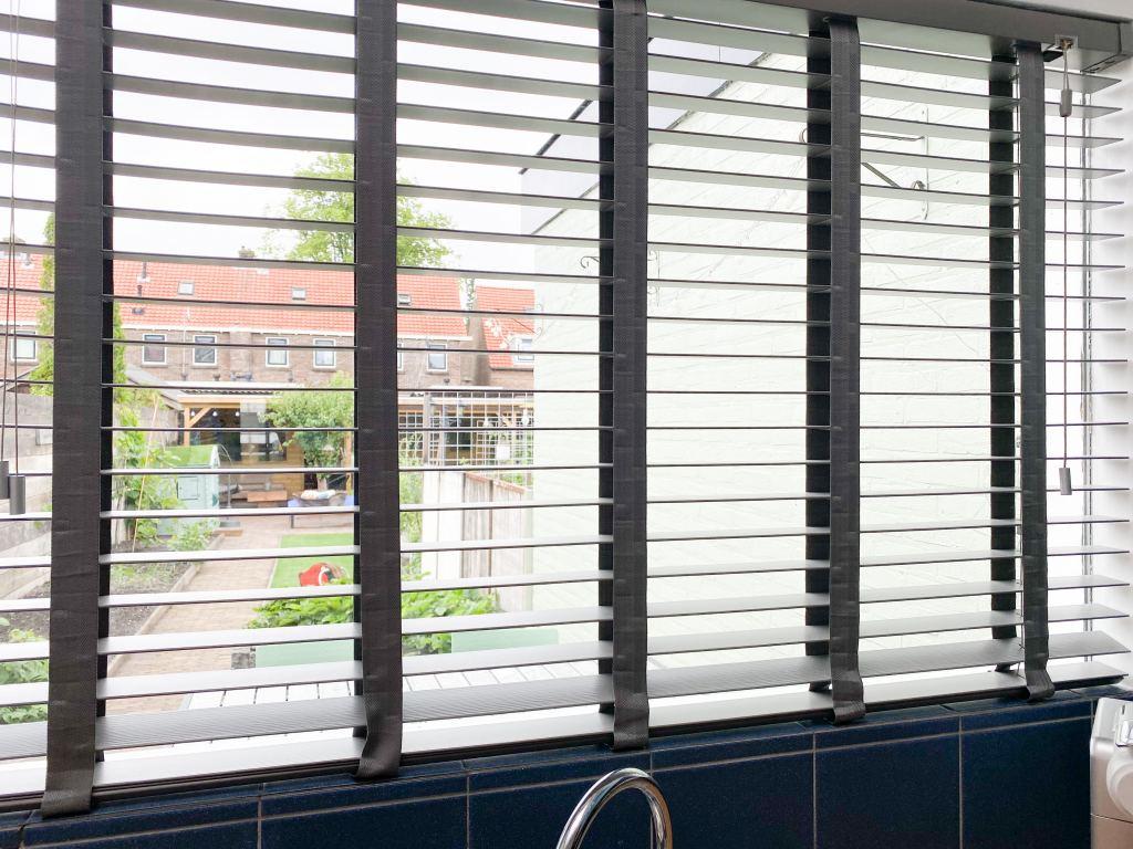 Interieur | Mini make-over in onze keuken met nieuwe PVC jaloezieën