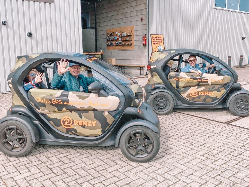 Renzy_Renault Twizy_GPS tour_review_dagje weg_uitstapje met kinderen_mamablogger_