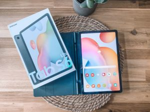 Samsung Galaxy Tab S6 Lite_review_tablet_mamablogger_kindermodus_