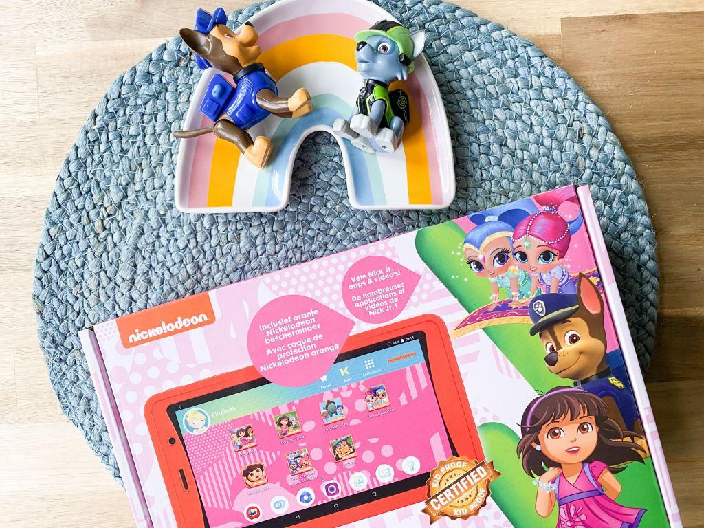 Tip: de Nickelodeon (Nick Jr.) tablet van Kurio kost nu maar €24,95 bij Action!