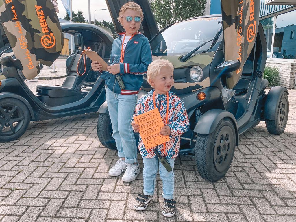 Must do in de vakantie | Een Renzy familietour in een Renault Twizy + winactie