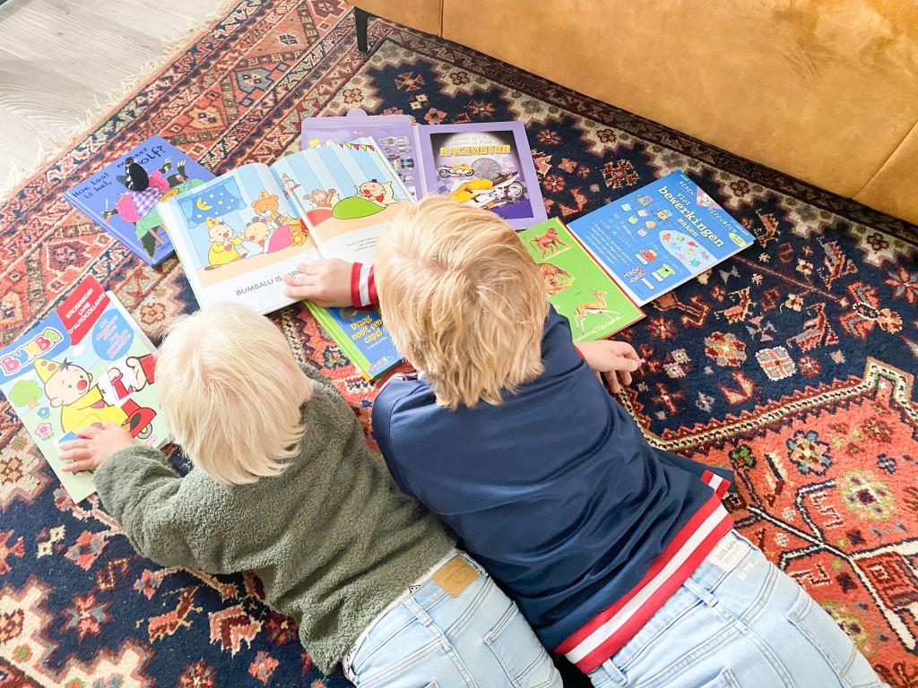 Tip! Online boekenclub Boekskes bezorgt iedere maand leuke kinderboeken op de mat