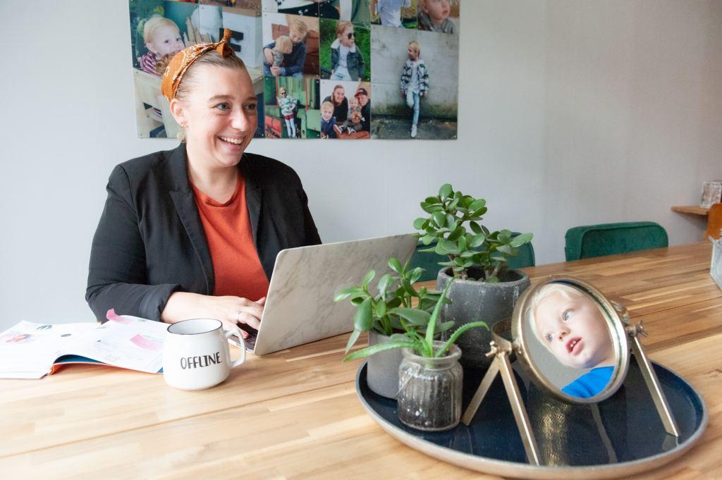 5 thuiswerktips die helpen productief te werken met een peuter om je heen