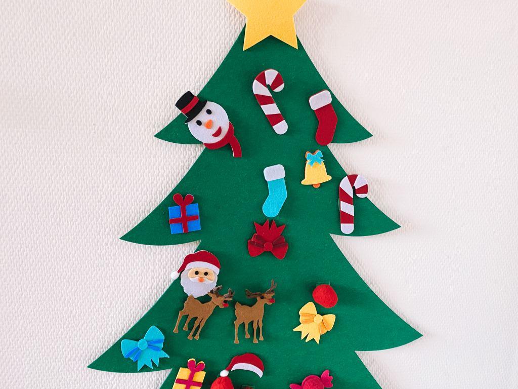 vilten_kerstboom_Action_mamablogger_review_woensdagmiddag_knutselen_