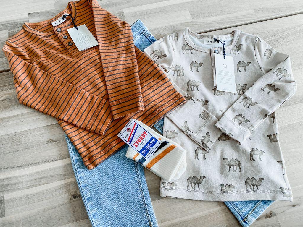 Shoplog | Heel veel kleding geshopt voor de jongens