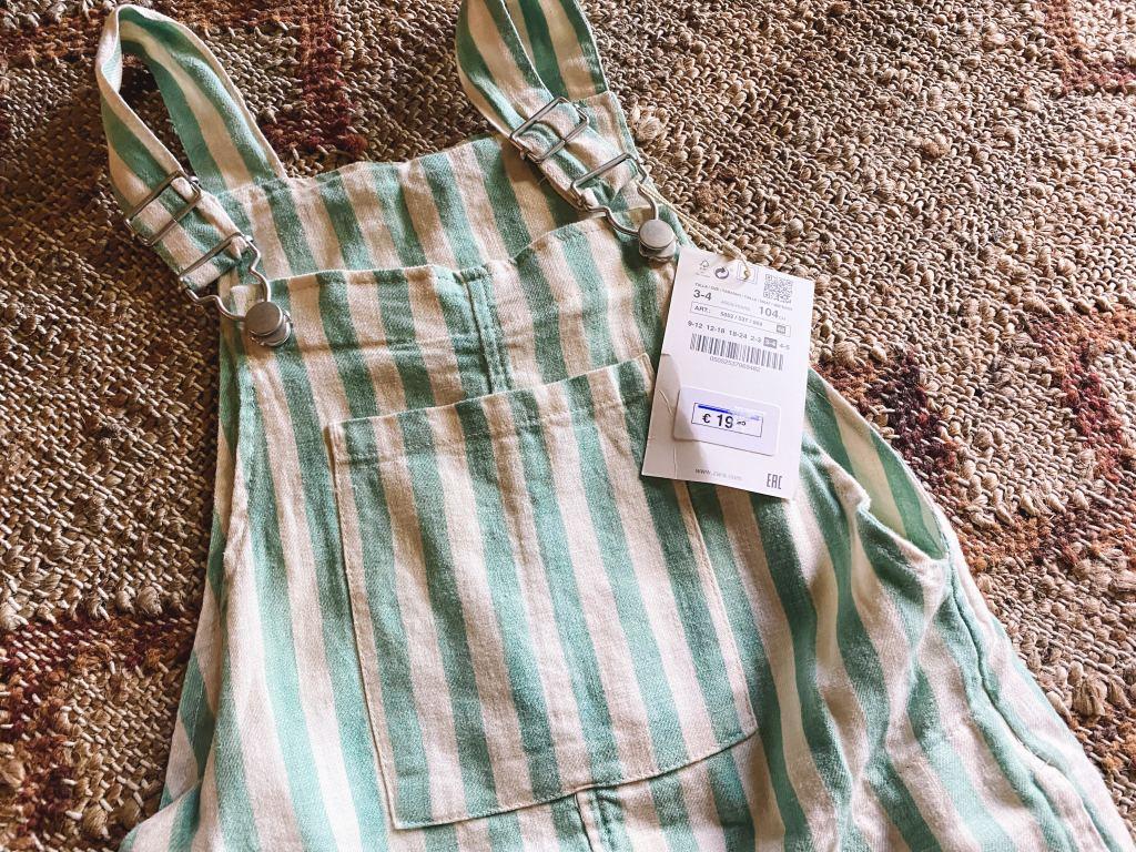 Zara en Zeeman_shoplog_zomerkleding_kinderkleding_mamablogger_