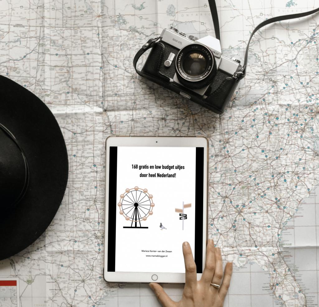 Gratis e-book | 168 gratis en low budget uitjes in Nederland voor het hele gezin!