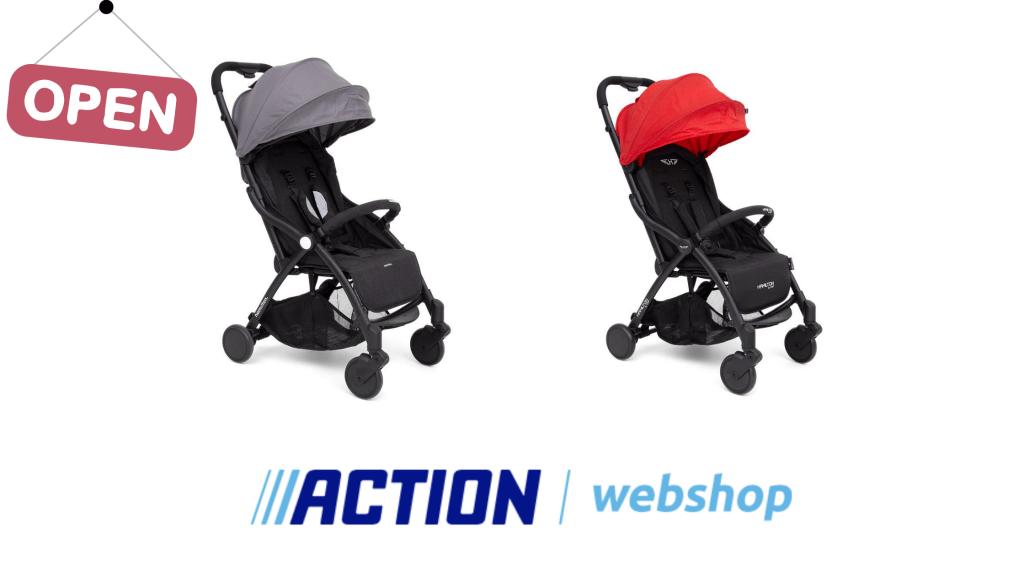 Budget Moeders | Action heeft een webshop en deze buggy's kun je nu kopen!