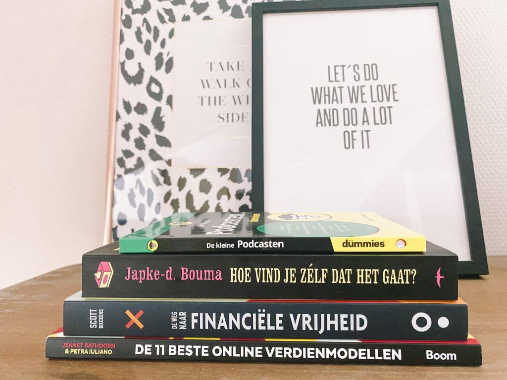 Boeken | Met deze leerzame boeken ga ik het nieuwe werkjaar goed tegemoet