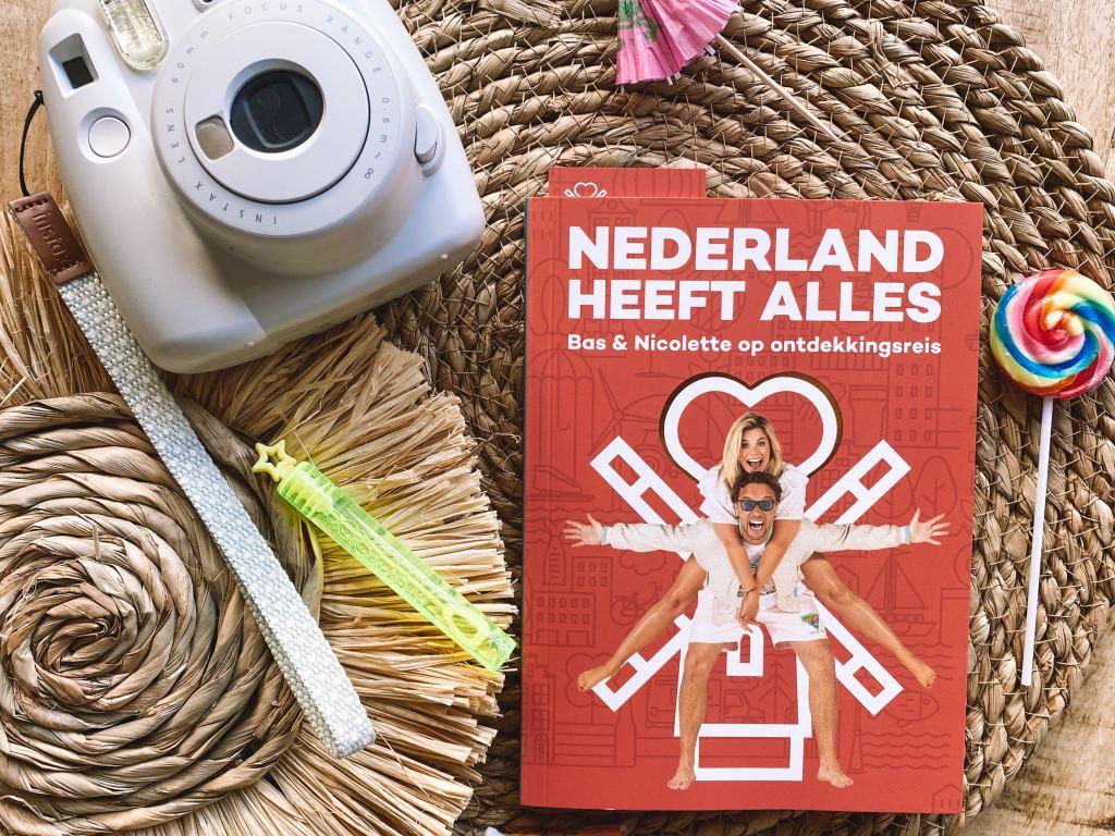 Mama's Musthave | 'Nederland heeft alles' van Bas Smit en Nicolette van Dam