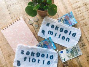 Geld & Budget   Hoeveel vakantie zakgeld voor de kinderen en voor ons?