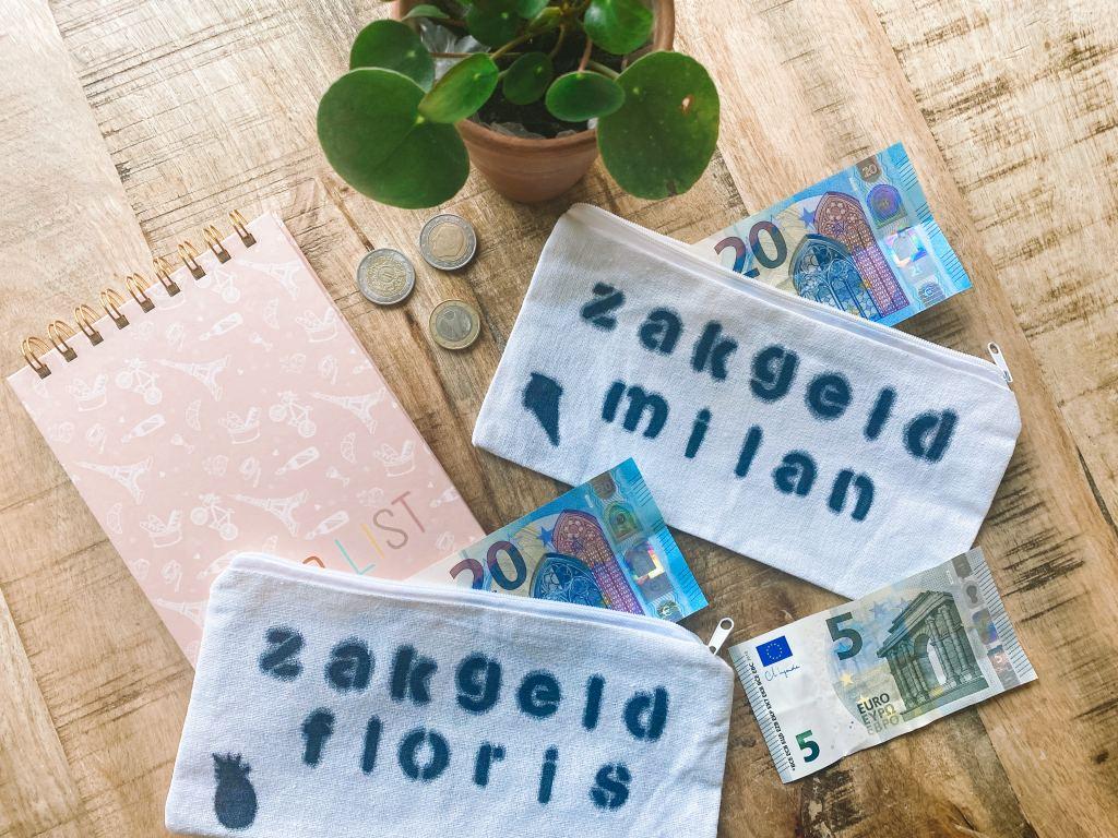 Geld & Budget | Hoeveel vakantie zakgeld voor de kinderen en voor ons?