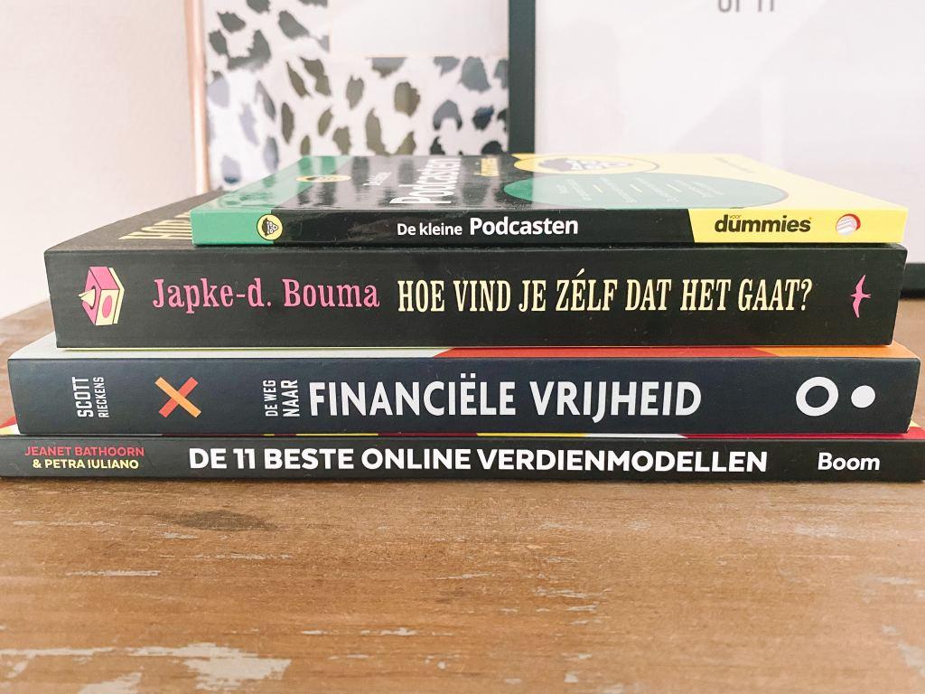 zakelijke boeken_boeken_werkjaar_mamablogger_