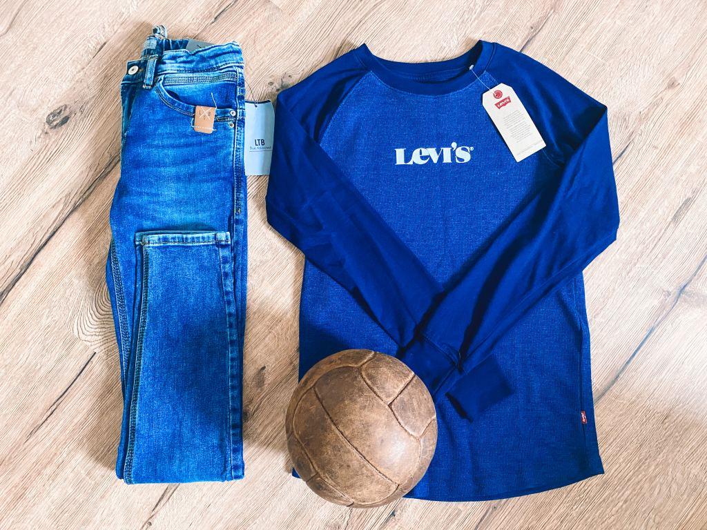 Shoplog | Nieuwe najaarskleding voor de jongens