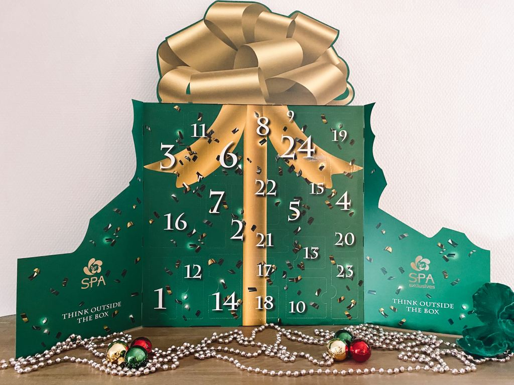 Action beauty adventskalender 2021, Spa Exclusives